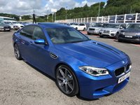 USED 2016 66 BMW M5 4.4 M5 COMPETITION PACK AUTO 567 BHP Competition Pack, 20 inch, 360 cameras, Maintenance Pack ++ Only 11,000 miles