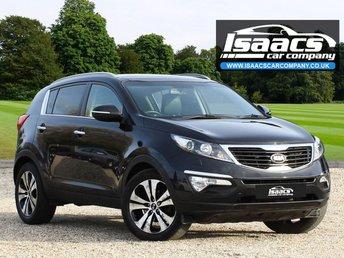 2012 KIA SPORTAGE 1.7 CRDI 3 5d 114 BHP £8495.00