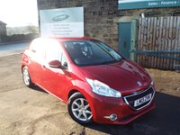 USED 2013 13 PEUGEOT 208 1.6 ACTIVE E-HDI 5d 92 BHP One Former Owner FULL Service History