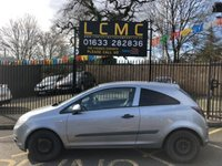 USED 2007 07 VAUXHALL CORSA 1.2 LIFE 16V 3d 80 BHP SILVER GREY METALLIC WITH DARK GREY CLOTH UPHOLSTERY. LONG MOT TILL 5th feb 2020. HEAD GASKET DONE IN 2018. CD PLAYER. PLEASE GOTO www.lowcostmotorcompany.co.uk TO VIEW OVER 120 CARS IN STOCK, SOME OF THE CHEAPEST ONLINE