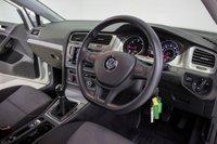 USED 2014 14 VOLKSWAGEN GOLF 1.6 S TDI BLUEMOTION TECHNOLOGY 5d 103 BHP FEB 2020 MOT & Daytime Running Lights, DAB Tuner, AUX, Bluetooth Interface