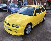 USED 2004 04 MG ZR 1.4 105 3d 102 BHP