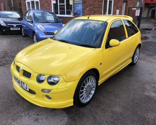2004 04 MG ZR 1.4 105 3d 102 BHP