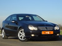 USED 2007 57 MERCEDES-BENZ C CLASS 2.1 C200 CDI SPORT EDITION 3d AUTO 121 BHP PSH DRIVES SUPERB ONLY 88K