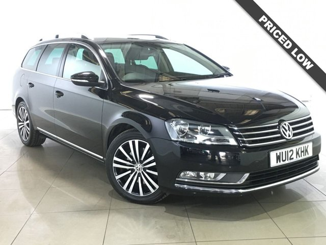 View our 2012 12 VOLKSWAGEN PASSAT 2.0 SPORT TDI BLUEMOTION TECHNOLOGY 5d 139 BHP