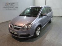 USED 2007 07 VAUXHALL ZAFIRA 1.9 ENERGY CDTI 5d 120 BHP AUTO 7 SEATER AIR CON  AIR CONDITIONING