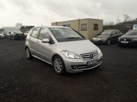 USED 2008 MERCEDES-BENZ A 180 CDI AUTO
