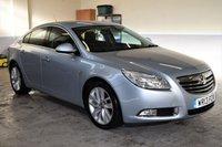 USED 2013 13 VAUXHALL INSIGNIA 2.0 SRI CDTI 5d 157 BHP Low mileage, 2013 Vauxhall Insignia SRI with FSH