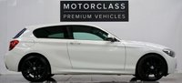 USED 2012 62 BMW 1 SERIES 1.6 116I M SPORT 3d 135 BHP