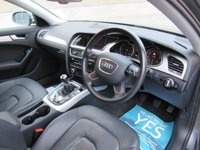 USED 2013 13 AUDI A4 2.0 AVANT TDI SE TECHNIK 5d 140 BHP 1 PREV OWNER  BLACK LEATHER