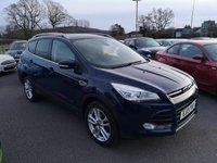 2013 FORD KUGA 2.0 TITANIUM X TDCI 5d AUTO 160 BHP £11480.00