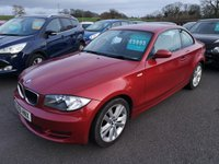 USED 2009 59 BMW 1 SERIES 2.0 120D SE 2d 175 BHP Just arrived in stock!