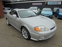 2004 HYUNDAI COUPE 1.6 S 3d 104 BHP £995.00
