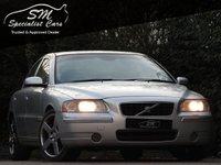 USED 2006 06 VOLVO S60 2.4 SE D5 4d 185 BHP OVER 50 MPG 12 MONTHS MOT