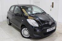 2009 TOYOTA YARIS 1.3 TR VVT-I MM 5d AUTO 99 BHP £4995.00