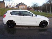 2009 BMW 1 SERIES 2.0 116D SPORT 3d 114 BHP £5250.00