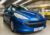2007 PEUGEOT 207 1.4 S 5 DOOR HATCH ONLY 63,000 MILES £1695.00