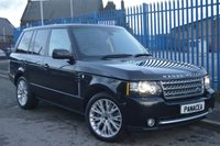 2012 LAND ROVER RANGE ROVER 4.4 TDV8 WESTMINSTER 5d AUTO 313 BHP £14990.00