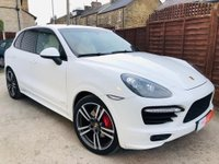 USED 2019 62 PORSCHE CAYENNE GTS  TIPTRONIC S LHD WHITE UK DELIVERY* RAC APPROVED* FINANCE ARRANGED* PART EX