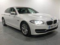 USED 2016 65 BMW 5 SERIES 3.0 530D SE 4d AUTO 255 BHP
