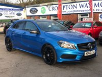 USED 2014 63 MERCEDES-BENZ A CLASS 1.8 A200 CDI BLUEEFFICIENCY AMG SPORT 5d 136 BHP 0%  FINANCE AVAILABLE ON THIS CAR PLEASE CALL 01204 393 181