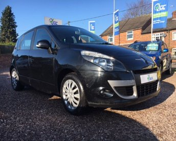 2011 RENAULT SCENIC 1.5 EXPRESSION DCI 5d 110 BHP £4595.00