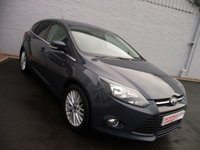 2011 FORD FOCUS 1.6 ZETEC (NEW SHAPE) £5495.00