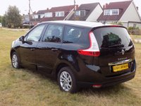 USED 2014 14 RENAULT GRAND SCENIC 1.5 DYNAMIQUE TOMTOM DCI EDC 5d AUTO 110 BHP