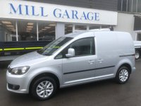 2015 VOLKSWAGEN CADDY 1.6 C20 TDI HIGHLINE 102 BHP           NO VAT £8995.00