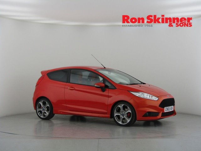 View our 2015 65 FORD FIESTA 1.6 ST-2 3d 180 BHP