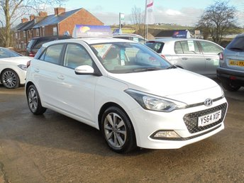 2015 HYUNDAI I20 1.2 GDI SE 5d 83 BHP 1 OWNER WITH FULL SERVICE HISTORY *BLUETOOTH* PARKING AID* £5950.00