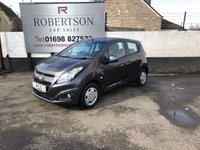 USED 2013 63 CHEVROLET SPARK 1.2 LT 5dr LOW INSURANCE