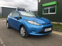 2009 FORD FIESTA 1.2 STYLE 3 DOOR HATCH, only 55,000 miles £3695.00