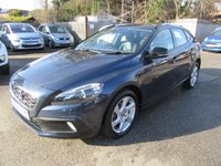 2014 VOLVO V40 1.6 D2 CROSS COUNTRY LUX 5d AUTO 113 BHP £9850.00
