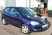 2008 VOLKSWAGEN POLO 1.4 MATCH 3d AUTO 79 BHP £4500.00