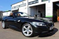 2012 BMW Z4 2.0 Z4 SDRIVE20I ROADSTER 2d 181 BHP £10500.00