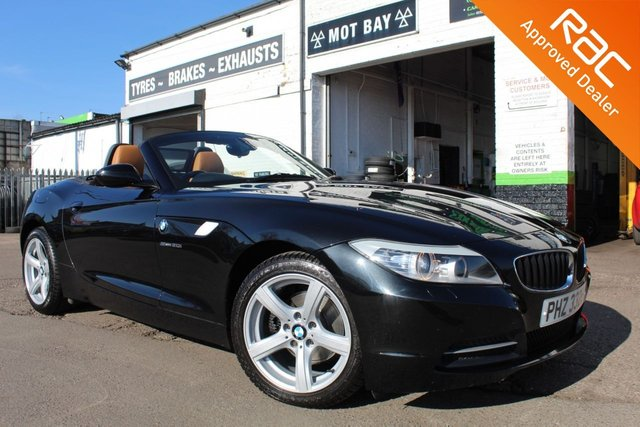 2012 Bmw Z4 Z4 Sdrive20i Roadster 10 300