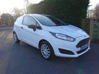 2015 FORD FIESTA 1.5 TDCI 75 BHP £6495.00