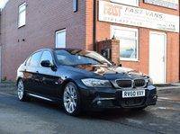 2010 BMW 3 SERIES 2.0 320D SPORT PLUS EDITION 4d AUTO 181 BHP £6949.00