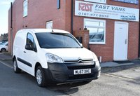 2017 CITROEN BERLINGO 1.6 850 ENTERPRISE L1 BLUE HDI 100 BHP £8449.00