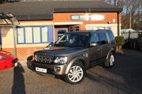 USED 2015 15 LAND ROVER DISCOVERY 3.0 SDV6 HSE 5d AUTO 255 BHP 1 owner Full Land Rover Service History!