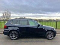 2012 BMW X5 3.0 XDRIVE30D M SPORT 5d AUTO 241 BHP £16995.00