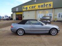 2006 BMW 3 SERIES 2.2 320CI SE 2d 168 BHP £4995.00