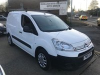 2015 CITROEN BERLINGO 1.6 625 ENTERPRISE L1 HDI 1d 74 BHP £4995.00