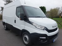 USED 2015 65 IVECO DAILY 2.3 35S13V MWB HIGHTOP 2.3HDI 130 BHP Popular Mwb Hightop Iveco Daily 35S13 Direct From Leasing Company With Additional Air Con! Very Clean Example!