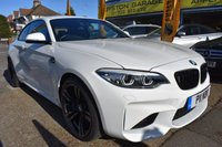 2018 BMW M2 3.0 M2 2d AUTO 365 BHP £41499.00