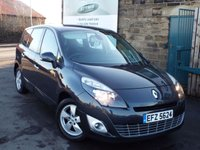 USED 2010 RENAULT SCENIC 1.5 DYNAMIQUE TOMTOM DCI FAP 5d 109 BHP One Former Owner Full Service History With Factory SAT NAV