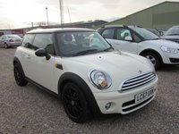 2007 MINI HATCH COOPER 1.6 COOPER D 3d 108 BHP £SOLD