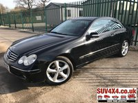 2005 MERCEDES-BENZ CLK 270