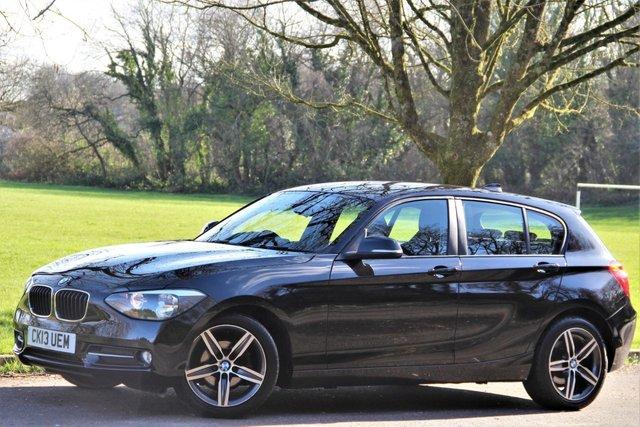 2013 13 BMW 1 SERIES 1.6 114I SPORT 5d 101 BHP